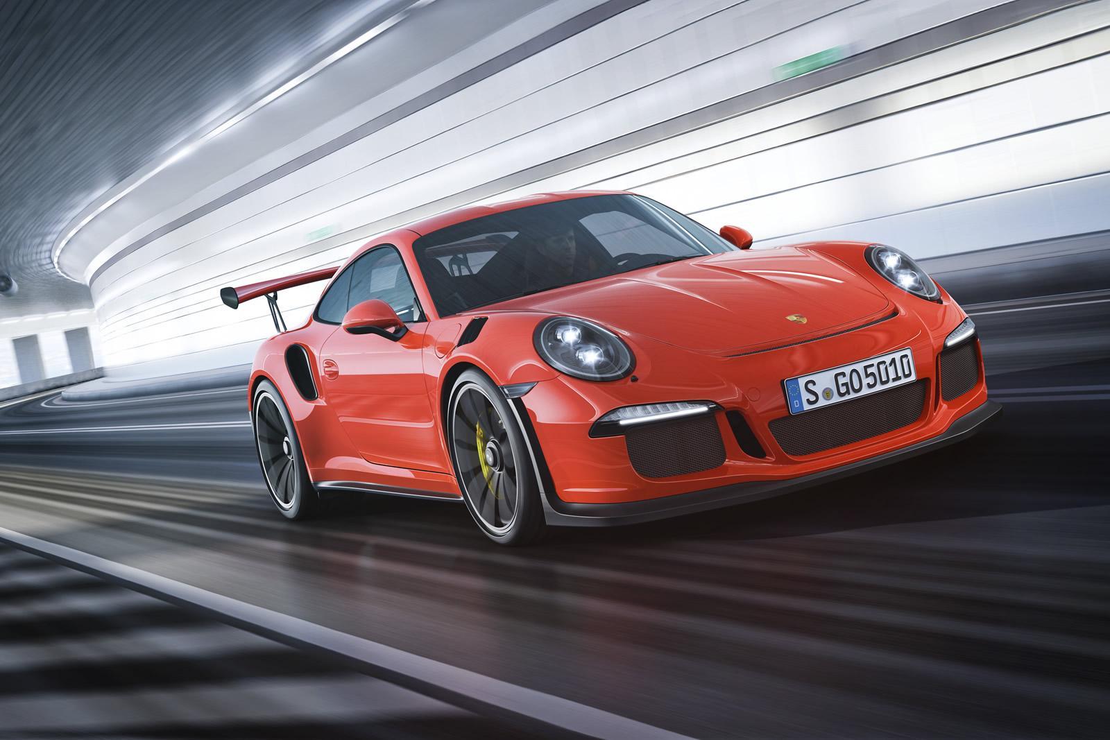 Porsche 911 GT3 RS: спорткар на каждый день, готовый к гоночному треку