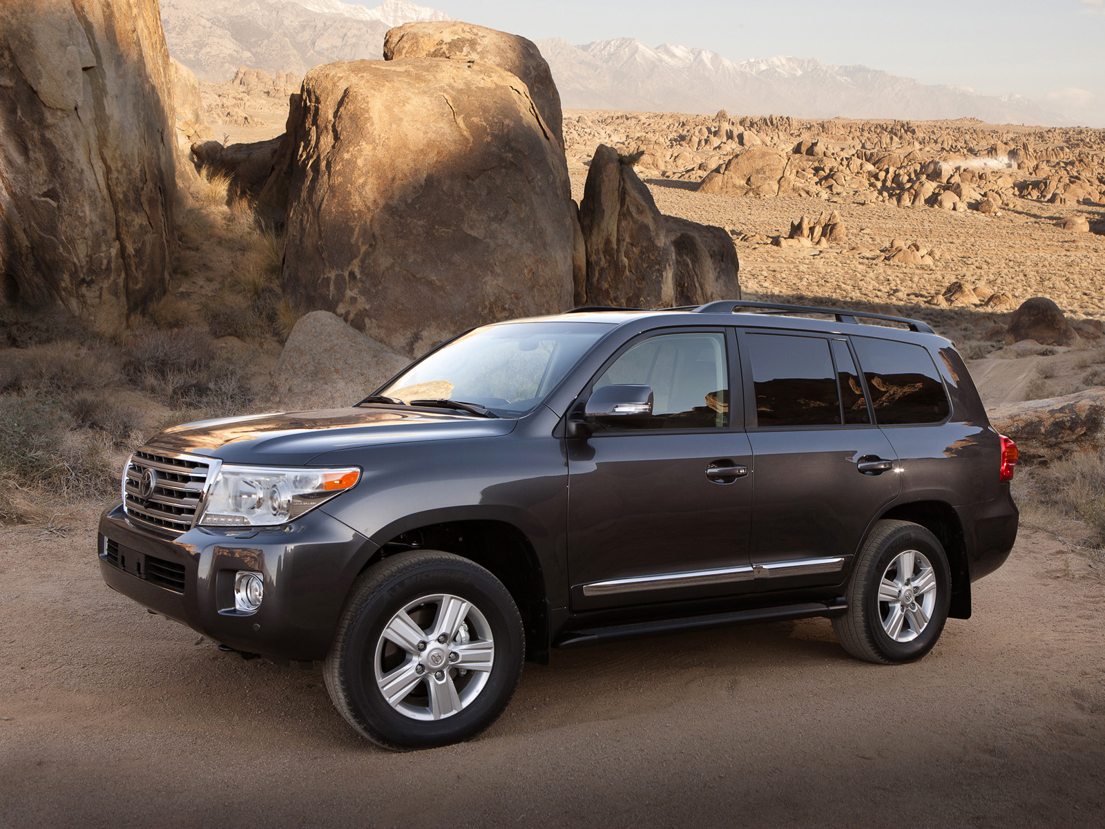 Toyota Land-Cruiser