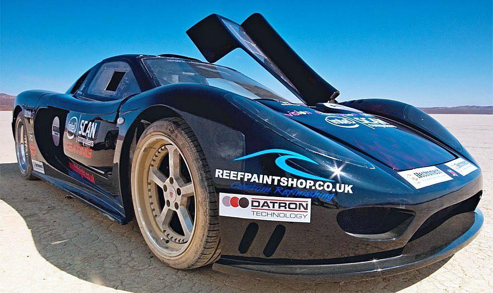 Автомобильные рекорды - скорость, мощность, разгон, габариты...