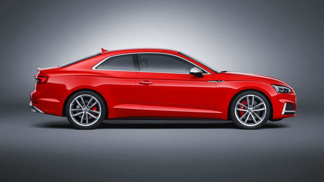 Audi S5 Coupe