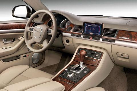Audi A8 фотогалерея 119  Фото высокого качества  фотографии.