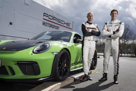 Новый Porsche 911 GT3 RS проехал «Нюрбургринг» за рекордное время 6 минут 56,4 секунды