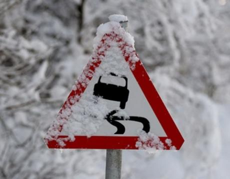 Рекомендации водителям зимой