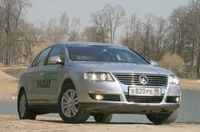 Volkswagen Passat 1.8 TSI: Ветер перемен