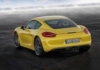 Porsche представляет новое спортивное купе Cayman