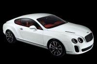 Bentley Continental Supersports – пик развития