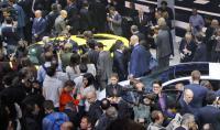 В преддверии открытия автосалона в Женеве