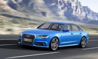 Audi представляет обновленное семейство А6
