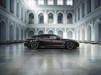 Porsche представляет роскошную лимитированную версию Panamera