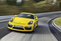 Новый представитель семейства GT от Porsche