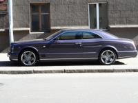Bentley Brooklands: небольшой тест-драйв роскошного автомобиля