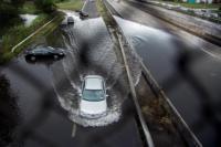 Потоп в городе: элементарные правила управления автомобилем