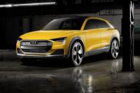 Audi представляет экологически чистый концепткар h-tron quattro concept