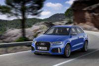 Audi представляет новую «заряженную» модель Audi RS Q3 performance