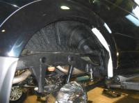 Как защитить колесные арки автомобиля?