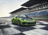 Новый Porsche 911 GT3 RS – самый мощный 911 с атмосферным мотором