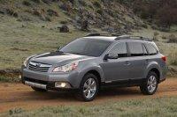 Subaru Outback – новый японский кроссовер