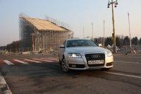 Тест-драйв обновленной Audi A6