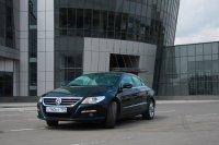Совместный тест-драйв: Volkswagen Passat CC глазами женщины и мужчины