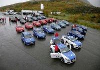 Audi ударила автопробегом по высокому расходу топлива