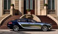 Bugatti C16 Galibier – мечта олигархов