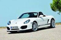 Porsche Boxster Spyder – доступная мечта!