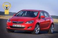 Новый Opel Astra получает премию «Золотой Руль 2009»