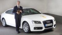 Audi A5 Sportback – лучший среднеразмерный автомобиль