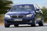 Новый седан BMW 5-серии дебютирует в марте на автосалоне в Женеве