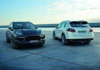 Мировая премьера в Женеве: новый Porsche Cayenne