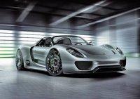 Porsche 918 Spyder открывает новую главу в истории суперкаров