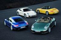 Автомобили Porsche – самые надежные