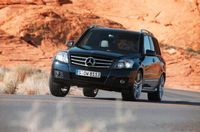 Audi Q5 и Mercedes GLK: Два бойца