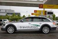 Автомобили Audi «подружились» со светофорами, чтобы экономить топливо