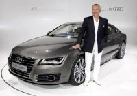 Красивый и атлетичный – новый Audi A7 Sportback