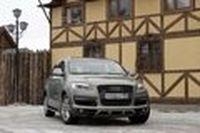 Дизельный авангард Audi Q7