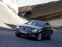 Обновленный Mercedes C-класса
