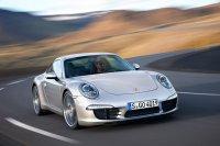 Новый Porsche 911 Carrera