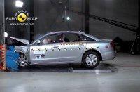Новая Audi A6 получает 5 звезд на Euro NCAP