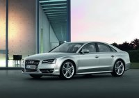 У Audi новые модели S6, S7 Sportback и S8