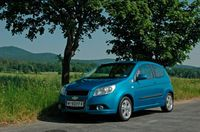 Chevrolet Aveo: Азартный компаньон