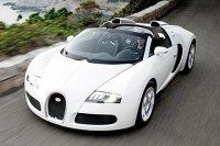 Bugatti Veyron 16.4 Grand Sport дебютировал в Пеббл-Бич