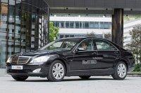 Mercedes S400 BlueHybrid: «зеленый» флагман