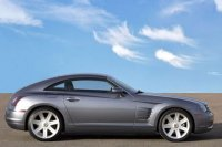 Тест-драйв Chrysler Crossfire
