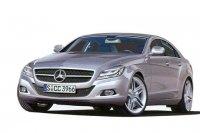 Mercedes CLS готовится к обновлению