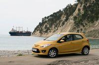 Mazda2: Здоровый образ