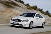 Тест-драйв Mercedes-Benz CLC