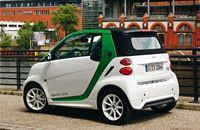 Автомобиль Smart наконец назван лучшим среди электромобилей