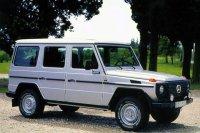 Легендарному Mercedes Gelandewagen – 30 лет!