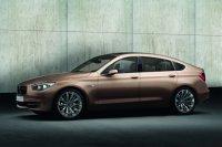 Внеклассовый BMW 5 GT Concept